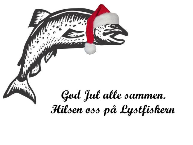 Lystfiskern jul